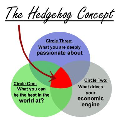Collins' Hedgehog Concept